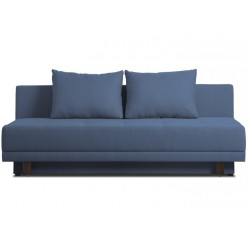 Martin sleeper sofa (dark blue)