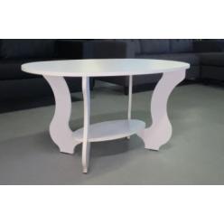Coffee table Tulip (white)