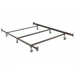 """TS-56 Metal bed frame 60""""/78""""  (Queen,King)"""