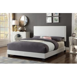 """TS-2110 Bed 54"""" (White)"""