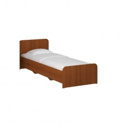 "Bed 39"" Jerry (dark brown)"