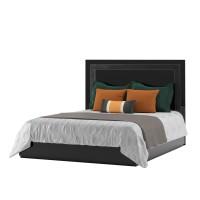 """Extaza Bed 60"""" (black)"""