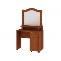 Angelina-1 Dresser /Mirror (brown)