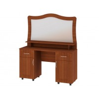 Angelina-2 Dresser Double /Mirror (brown)