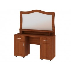 Angelina-2 Dresser Double /Mirror (brown)