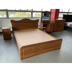 "Angelina Bedroom Set 60"" 4pcs"