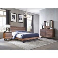 """Urban Bedroom Set 60"""" 3pcs"""