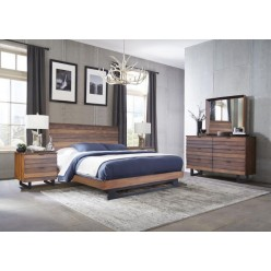 "Urban Bedroom Set 60"" 3pcs"