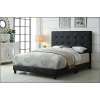 "TS-2113 Bed 60"" (black)"