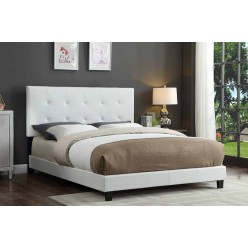 """TS-2113 Bed 39"""" (white)"""
