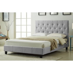 "TS-2366 Bed 78"" (grey)"
