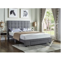 """IF-5493 Bed 60"""" (grey)"""