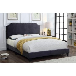 "TS-2116 Adjustable Bed 54"" (charcoal)"