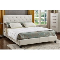 """TS-2366 Bed 60"""" (white)"""