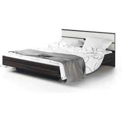 "Maria Bed 60"" (Boras oak/white gold)"