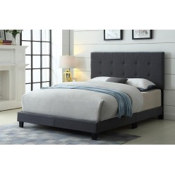 "TS-2113 Bed 78"" (Grey)"