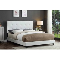"TS-2113 Bed 78"" (White)"