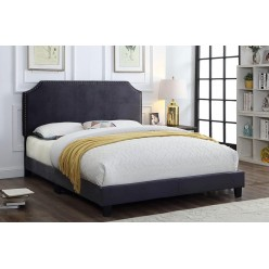 "TS-2116 Adjustable Bed 60"" (charcoal)"
