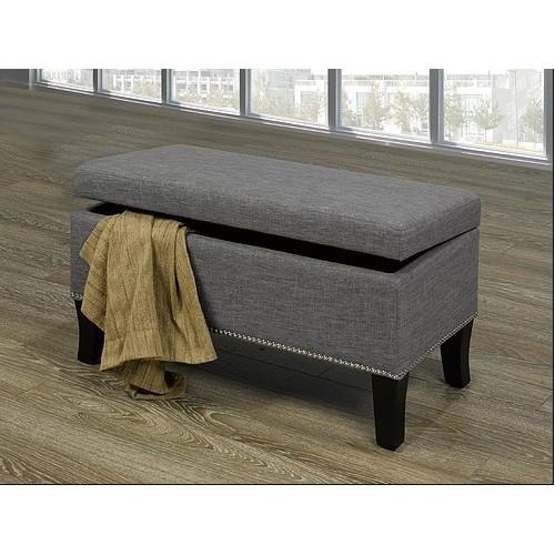 IF- 6241 Storage bench (grey)