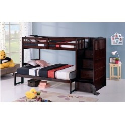B-5910-EK Extension Kit for Bunk Bed (Espresso)