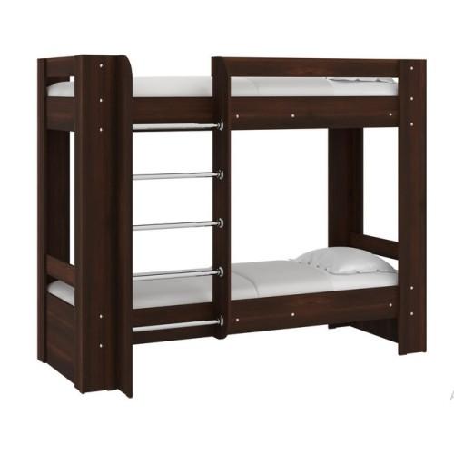 Bunk Bed Duet (dark brown)