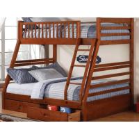 B-117-H Bunk Beds (Honey)