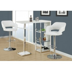 I-2358 Bar stool (White)