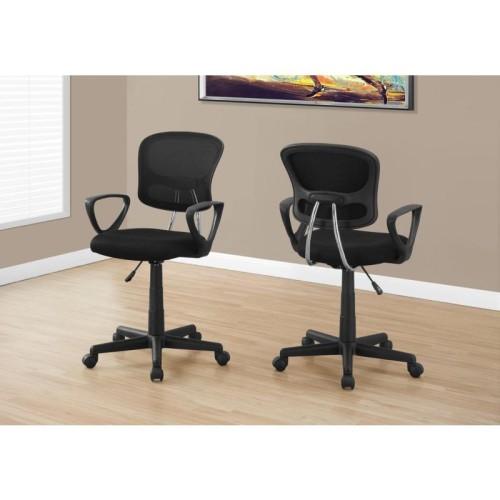 I-7260 Juvenile Office Chair (Black)