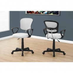 I-7261 Juvenile Office Chair (White)