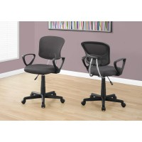 I-7262 Juvenile Office Chair (Grey)