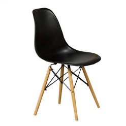 Chair S-232BK 4pcs (black)