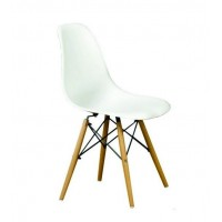 Chair C-1421 4pcs (white)
