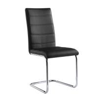 Chair S-2159 (black) 4pcs