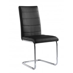 Chair S-2159 (black) 4pcs