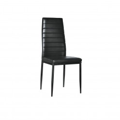 Chair S-258BK 4pcs  (black)