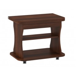 Coffee table Alfa (dark brown)