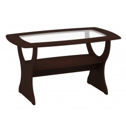 Coffee table Charm (black/brown)