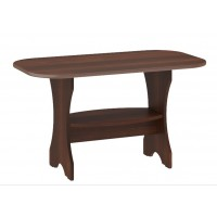 "Coffee table ""Harmony"" (dark brown)"
