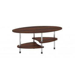 Coffee table Vega (dark brown)