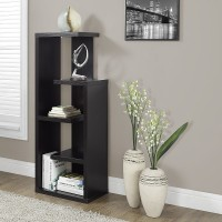 "I-2465 Accent display unit 48""h  (cappuccino)"