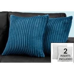 I-9359 set of 2 cushions (blue)