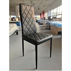 Chair S-258AB 6pcs (black)