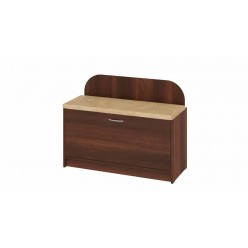 Cabinet for shoes В-1 (dark brown)