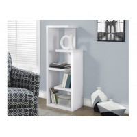 "I-2466 Accent display unit 48""h  (white)"