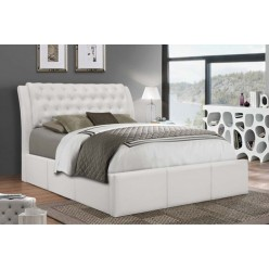 "IF-187 Bed 78"" (White)"