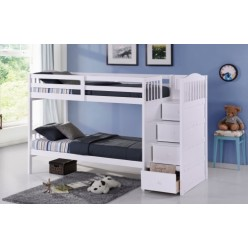 B-5900 Twin/Twin Bunk Bed