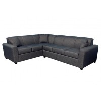 Edge-1535 Sectional Sofa Bed (grey)