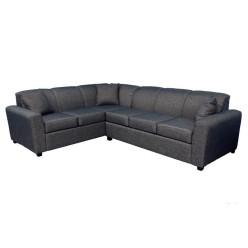 Edge-1535 Sectional Sofa Bed (Armani slate)