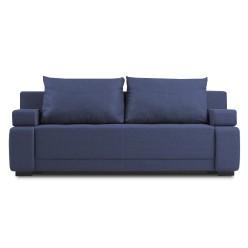 Karl sleeper sofa (blue)