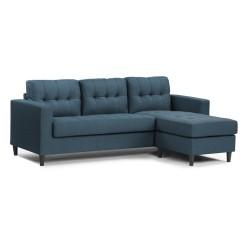 Sofia Sofa Reversible (blue)